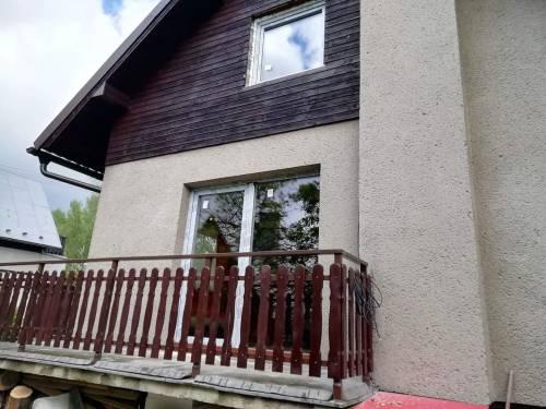 Chata Frýdlant nad Ostravicí - plastová okna a domovní dveře