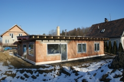 Plastová okna, balkonové sestavy, vchodové dveře - Vojkovice