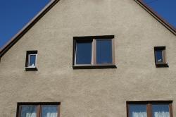 Plastová okna - rodinný dům - Frýdek - Místek