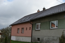 Plastová okna - rodinný dům - Chlebovice