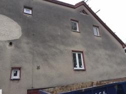 Plastová okna a balkonová sestava - Václavovice