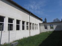 Sestavy plastových oken - administrativní budova - Bruntál