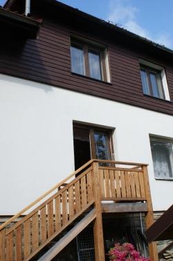 Plasotvá okna - bytový dům - Ostravice - okr. Frýdek - Místek