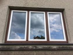 Plastová okna - RD - Komorní Lhotka okr. Frýdek - Místek