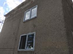 Plastová okna - rodinný dům - Třinec, ul. Břízová