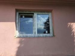 Plastové okna - RD - Šenov, okr. Ostrava