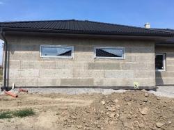 Plastové okna - novostavba - Rychvald, okr. Karviná