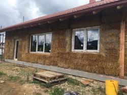 Novostavba Dobratice - plastová okna