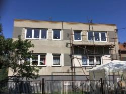 Plastová okna - rodinný dům - Frýdek - Místek, ul. Zborovská