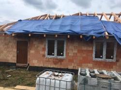Novostavba Příbor - Hájov - plastová okna a domovní dveře