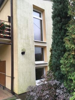Plastová okna - rodinný dům - Dolní Lhota, okr. Ostrava
