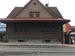 Rekonstrutkce rodinného domu - plastová okna - Frýdek - Místek