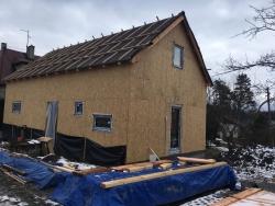 Novostavba - Frýdlant n.O. - plastová okna, domovní dveře