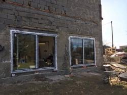 Plastová okna, posuvné okno, balkonové dveře - Opava