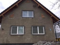 Plastová okna - RD - Fryčovice, okr. Frýdek - Místek