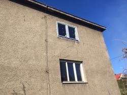 Rekonstrukce RD - Frýdek - Místek - Plastová okna, dveře