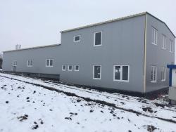 Výrobní hala - Opava - Plastové okna
