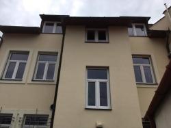 Administrativní budova Vsetín - plastová okna, hliníkové dveře