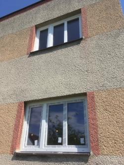 Plastová okna - rodinný dům - Janovice, Frýdek - Místek