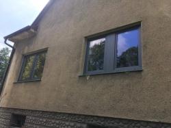 Rodinný dům Fryčovice - výměna oken a domovních dveří