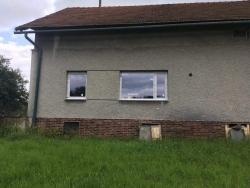 Výměna plastových oken - rekonstrukce RD Fryčovice, okr. Frýdek - Místek