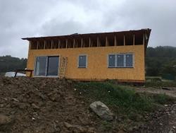 3 novostavby - Vsetín, Ohýřov - plastová okna, HS portály, domovní dveře
