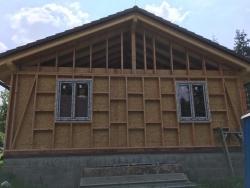 Novostavba Dobratice, okr. Frýdek - Místek - plastová okna, domovní dveře