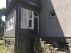 Sestavy plastových oken - vila - Frýdlant nad Ostravicí