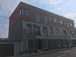 Bytový dům Ostrava - Vítkovice - plastová okna, vchodové dveře