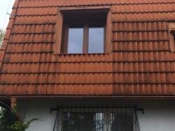 Rodinný dům Baška - plastové okna