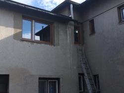 Rekonstrukce RD Staříč - plastová okna, balkonové dveře