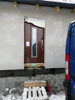 Plastová okna do novostavby v obci Valšov okr. Bruntál