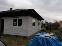 Novostavba Vratimov, okr. Frýdek - Místek - Plastová okna