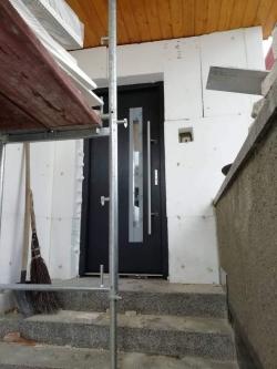 Domovní dveře - Rožnov pod Radhoštěm