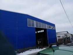 Výrobně skladovací hala - Šenov u Nového Jičína - plastová okna