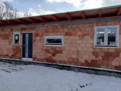 Novostavby - plastové okna a domovní dveře - Frýdek - Místek