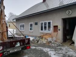 Rekonstrukce objedku Jiříkov - okres Bruntál