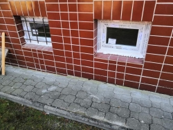 Rodinný dům Janovice, okr. Frýdek - Místek - sklepní okna