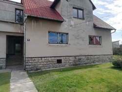 Plastová okna a balkonové dveře - rodinný dům Palkovice
