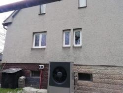 Plastová okna - rodinný dům Frýdlant n. Ostravicí