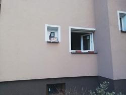 Rodinný dům - Český Těšín - plastová okna a balkonové dveře