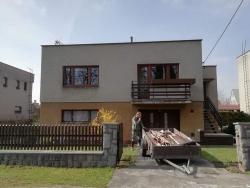 Rodinný dům Frýdek - Místek - palsotá okna, balkonové dveře, vstupní dveře