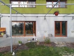 HS portál a balkonové dveře - rodinný dům - Ostrava - Polanka