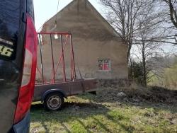 Rekonstrukce rodinného domu - plastová okna - Bruntál - Skrbovice